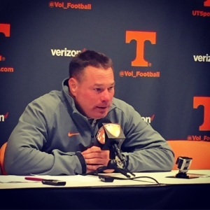 The Butch Jones Discussion Goes On and On